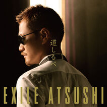 EXILE ATSUSHI - Michishirube CD only cover