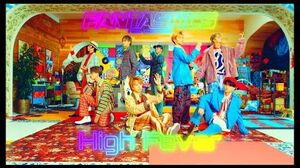 FANTASTICS from EXILE TRIBE - High Fever