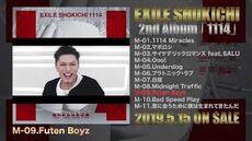"EXILE SHOKICHI - (TEASER) 2nd Album ""1114"""