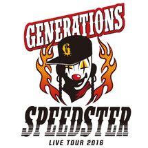 GENERATION - SPEEDSTER Tour logo