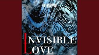 THE RAMPAGE from EXILE TRIBE - INVISIBLE LOVE (audio)