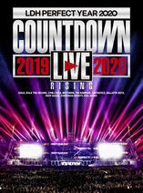 LDH PERFECT YEAR 2020 COUNTDOWN LIVE 2019 2020 RISING cover