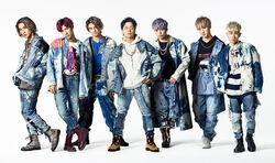 BALLISTIK BOYZ - BATTLE OF TOKYO promo 2
