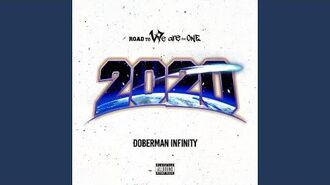 DOBERMAN INFINITY - 2020 (audio)