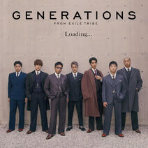 GENERATIONS - Loading DVD cover