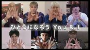 GENERATIONS from EXILE TRIBE - Hitotsu ni Narou You & I ~Message from GENERATIONS~