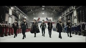 Sandaime J SOUL BROTHERS from EXILE TRIBE - RAISE THE FLAG