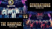 GENERATIONS from EXILE TRIBE vs THE RAMPAGE from EXILE TRIBE - SHOOT IT OUT