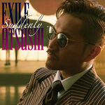EXILE ATSUSHI - Suddenly CD only cover