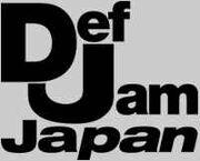 Def Jam Japan logo