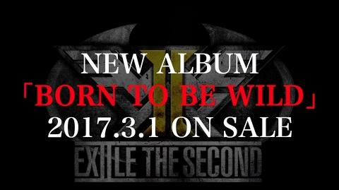 EXILE THE SECOND - BORN TO BE WILD (Album Preview)