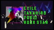 EXILE TAKAHIRO - YOU are ROCK STAR (SPOT)
