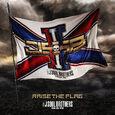 Sandaime J SOUL BROTHERS - RAISE THE FLAG cover