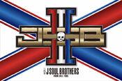 Sandaime J SOUL BROTHERS logo (2019)