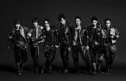 Sandaime J Soul Brothers - STORM RIDERS promo