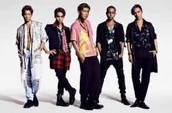 EXILE THE SECOND - YEAH YEAH YEAH promo
