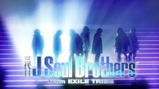 """Sandaime J Soul Brothers from EXILE TRIBE - """"BLUE PLANET"""" LIVE DVD Document SPOT"""