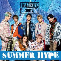 BALLISTIK BOYZ - SUMMER HYPE cover