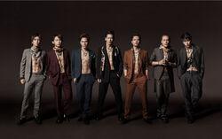 Sandaime J Soul Brothers - COSMOS promo