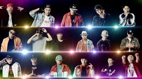 EXILE - UNITED DANCE NATION in FUNK JUNGLE Digest (from EXTREME BEST)