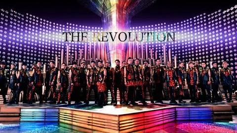 EXILE TRIBE - THE REVOLUTION