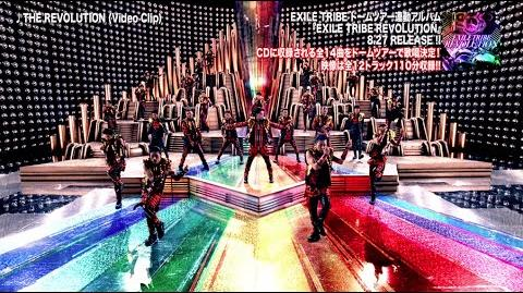EXILE TRIBE - EXILE TRIBE REVOLUTION (Album Movie Digest)