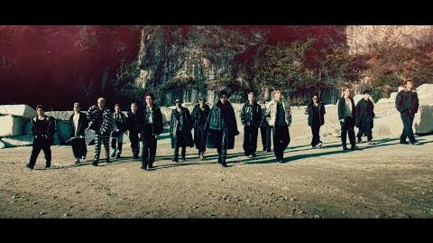 THE RAMPAGE from EXILE TRIBE - THROW YA FIST