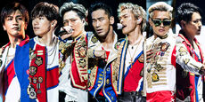 Sandaime J SOUL BROTHERS - RAISE THE FLAG live promo