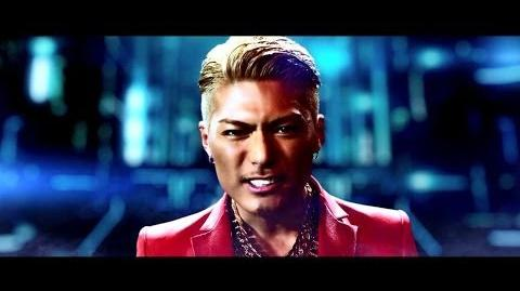 EXILE SHOKICHI feat. VERBAL (m-flo) and SWAY - BACK TO THE FUTURE