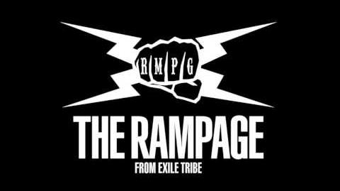 THE RAMPAGE from EXILE TRIBE - FRONTIERS -Teaser-
