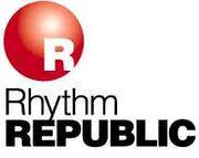 Rhythm REPUBLIC logo