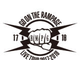 "THE RAMPAGE LIVE TOUR 2017-2018 ""GO ON THE RAMPAGE"" (album)"