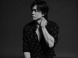 Aoyagi Sho - Naita Rosario promo