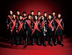 EXILE - EXILE PRIDE ~Konna Sekai wo Aisuru Tame~ promo