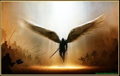 Diablo-3-Wallpaper-Tyrael-Angel-WideScreen-1920x1200-1920x1080