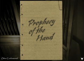 Prophecy of the Hand