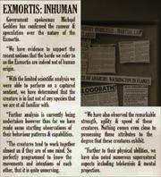 Exmortisareinhuman