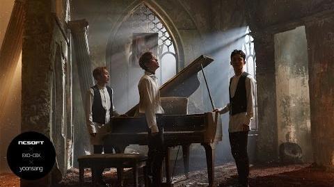 N-POP EXO-CBX(첸백시) CRUSH U(크러쉬유) Music Video (ncsoft X yoonsang X EXO-CBX)