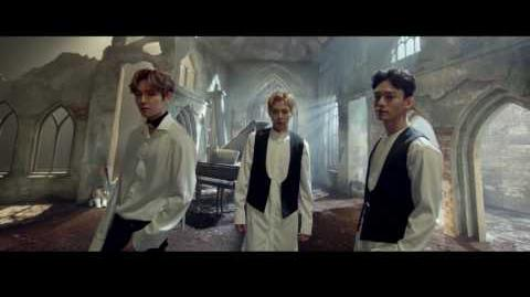 16.12.8.(Thu) N-POP Music Video Teaser with EXO-CBX (첸백시)