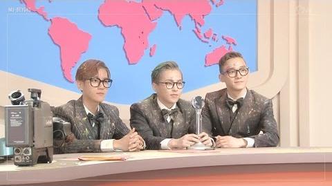 MU-BEYOND 뮤비욘드 2편 EXO-CBX(첸백시)-Hey Mama!