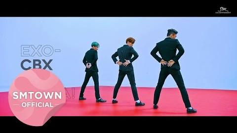 EXO-CBX (첸백시) Hey Mama! Music Video Teaser