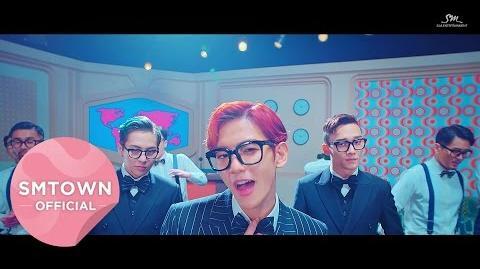 EXO-CBX (첸백시) Hey Mama! Music Video