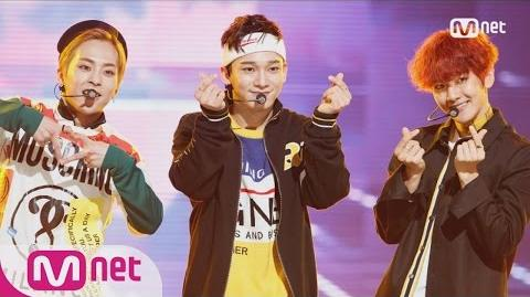 EXO-CBX - The one Comeback Stage M COUNTDOWN 161101 EP