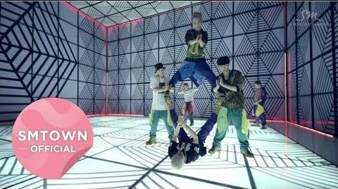 EXO-M 上瘾(Overdose) Music Video