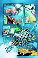 Golden City Comic page 3