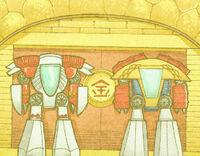 Golden City Battle Machines