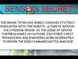 Comic 23: Sensei's Secret