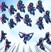 Muchos vulture contra silent strike