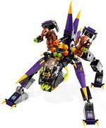 CG box art model- Dark Panther 8115