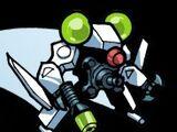 Mini Flying Bot